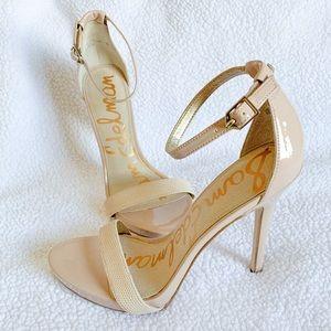 Sam Edelman Eleanor | Beige Stiletto Heels